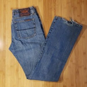 🍀Lucky Jeans | Size 2 | Long Length